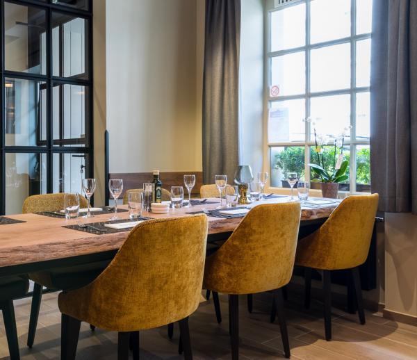 Inrichting Restaurant Kopenhagen - Tienen
